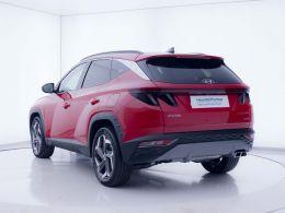 Hyundai Tucson segunda mano Zaragoza