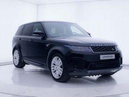 Coches segunda mano - Land Rover Range Rover Sport 3.0 SDV6 (306CV) HSE en Zaragoza