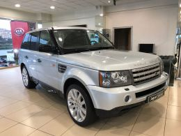 Land Rover Range Rover Sport segunda mano Vizcaya