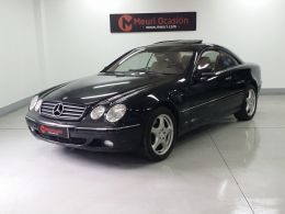 Mercedes Benz Clase CL segunda mano Vizcaya