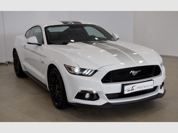 Ford Mustang segunda mano Huesca