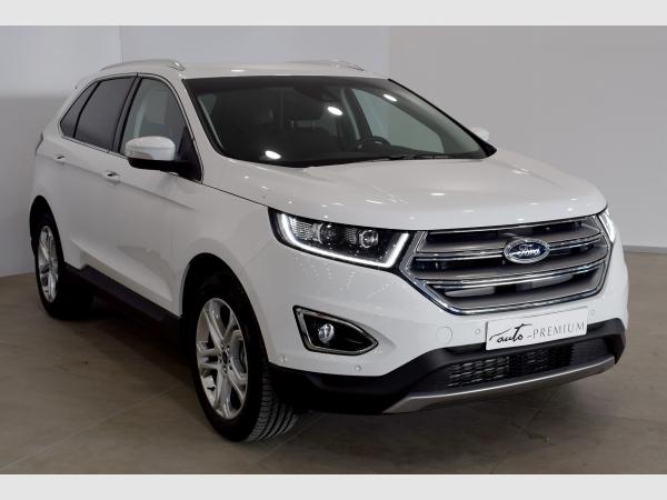 Ford Edge segunda mano Huesca