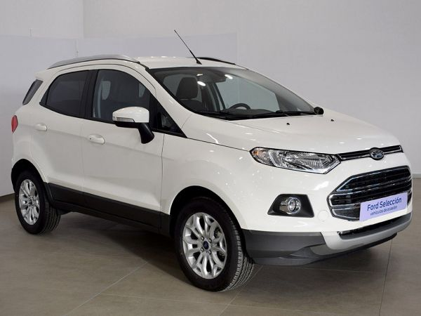 Ford EcoSport segunda mano Huesca
