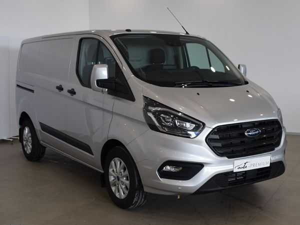 Ford Transit Custom segunda mano Huesca