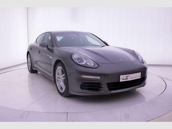 Porsche Panamera segunda mano Zaragoza