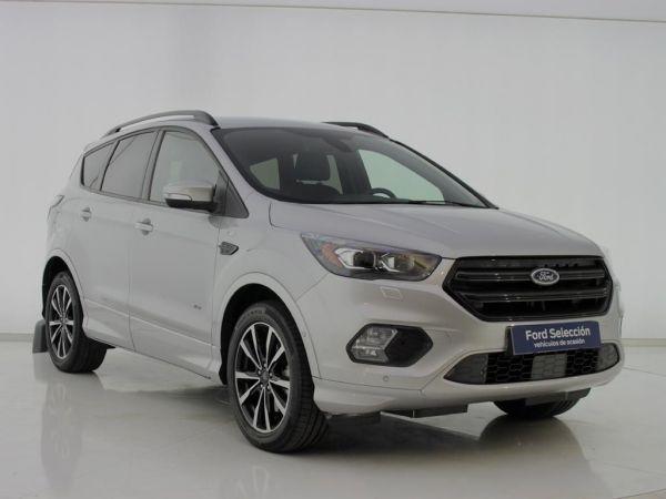 Ford Kuga segunda mano Zaragoza