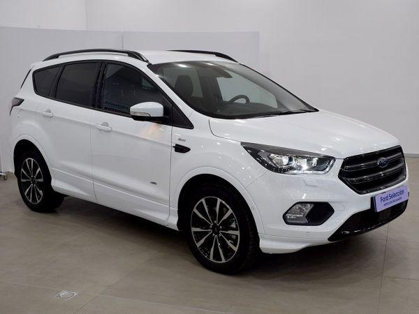 Ford Kuga segunda mano Huesca
