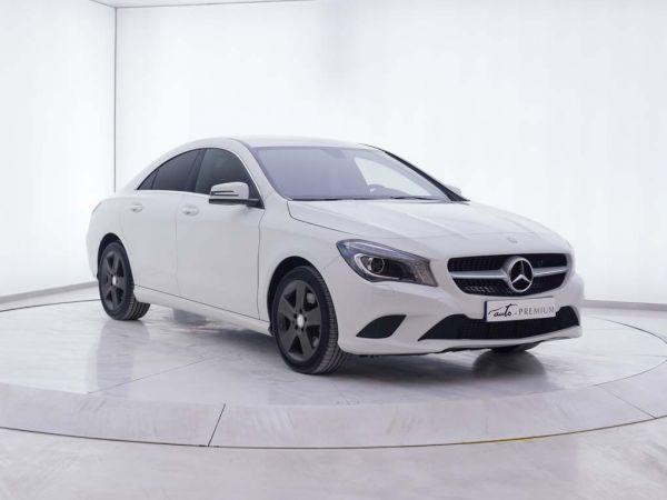 Mercedes Benz Clase CLA segunda mano Zaragoza