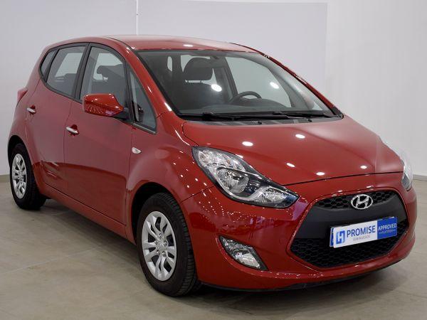 Hyundai ix20 segunda mano Huesca