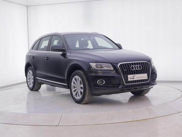 Audi Q5 segunda mano Zaragoza