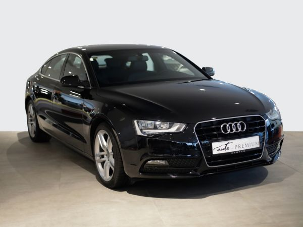 Audi A5 segunda mano Zaragoza