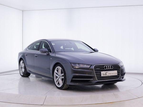 Audi A7 segunda mano Zaragoza
