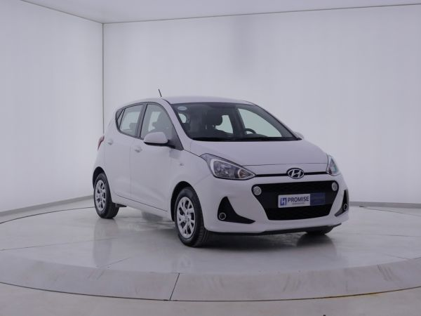 Hyundai i10 segunda mano Zaragoza