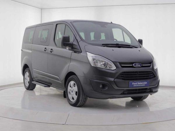 Ford Tourneo Custom segunda mano Zaragoza