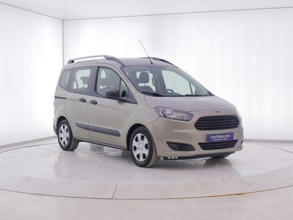 Ford Tourneo Courier segunda mano Zaragoza