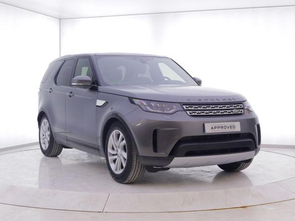 Land Rover Discovery segunda mano Zaragoza