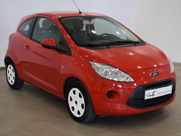 Ford Ka segunda mano Huesca