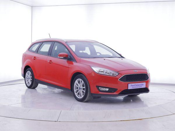 Ford Focus segunda mano Zaragoza