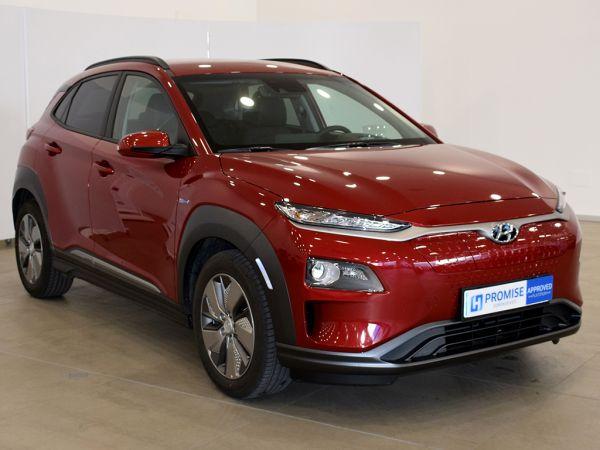 Hyundai Kona segunda mano Huesca