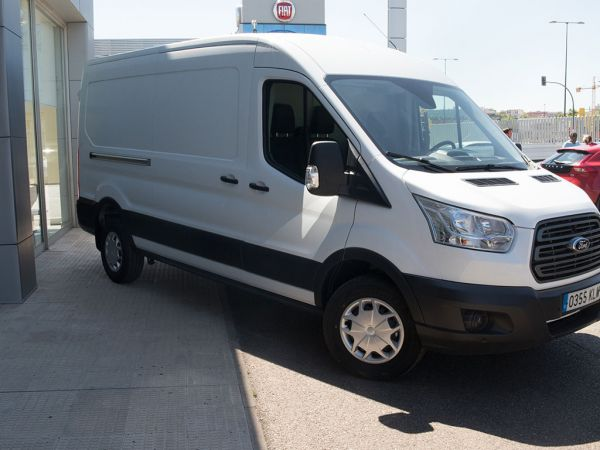 Ford Transit segunda mano Huesca