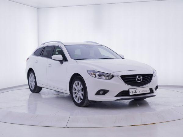 Mazda Mazda6 segunda mano Zaragoza