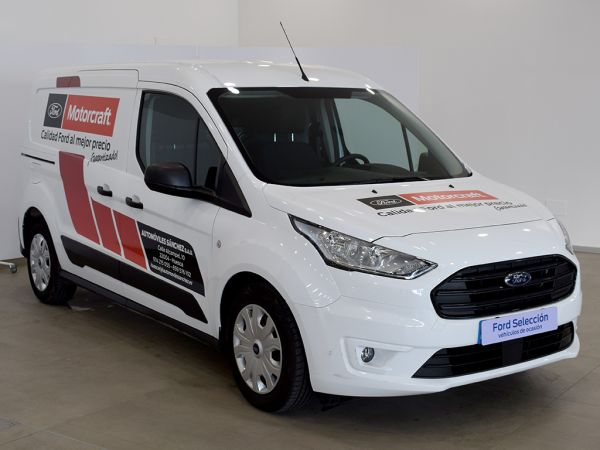 Ford Transit Connect segunda mano Huesca