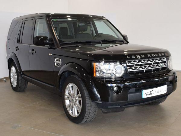 Land Rover Discovery 4 segunda mano Huesca