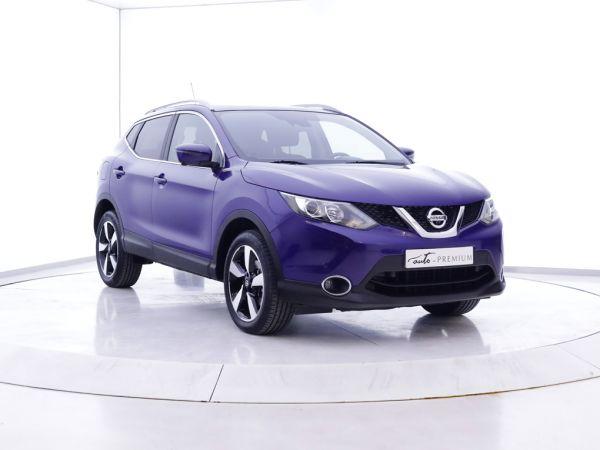 Nissan Qashqai segunda mano Zaragoza