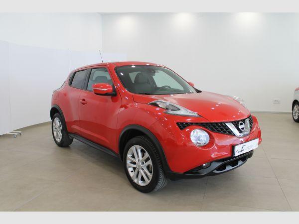 Nissan JUKE segunda mano Zaragoza