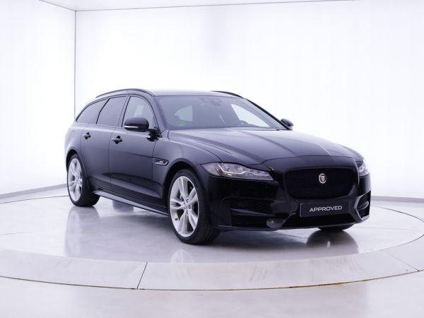 Jaguar XF segunda mano Zaragoza