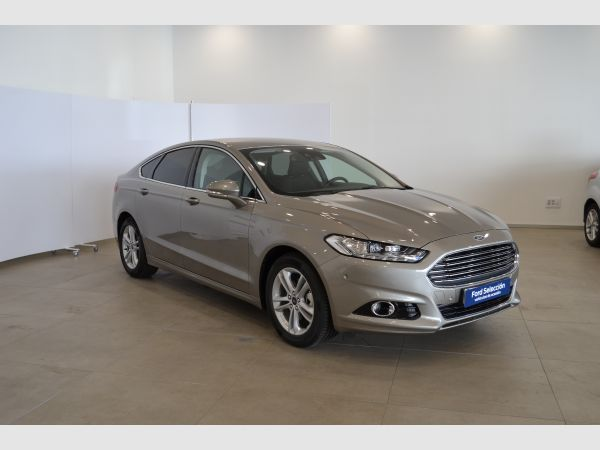 Ford Mondeo segunda mano Huesca