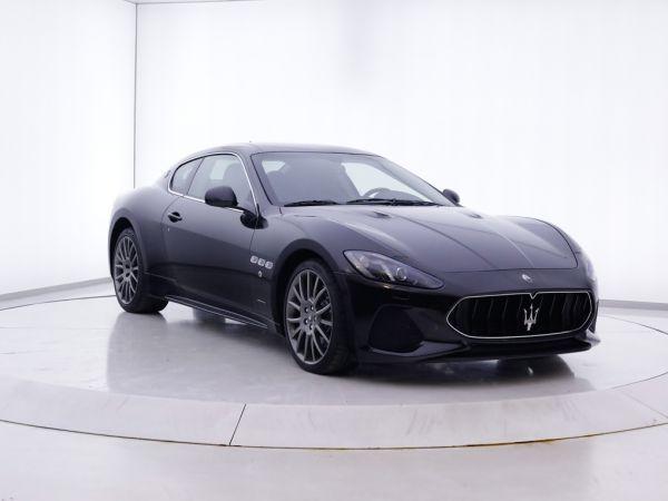 Maserati GranTurismo segunda mano Zaragoza