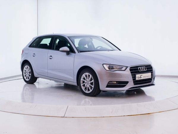 Audi A3 segunda mano Zaragoza