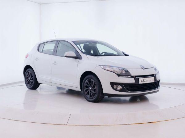 Renault Megane segunda mano Zaragoza