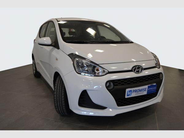 Hyundai i10 segunda mano Huesca
