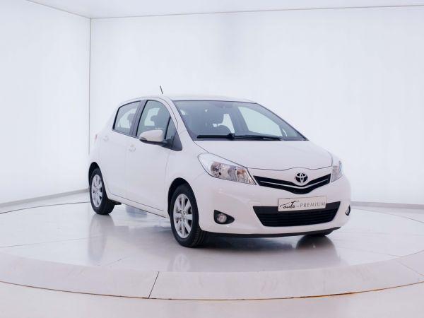 Toyota Yaris segunda mano Zaragoza