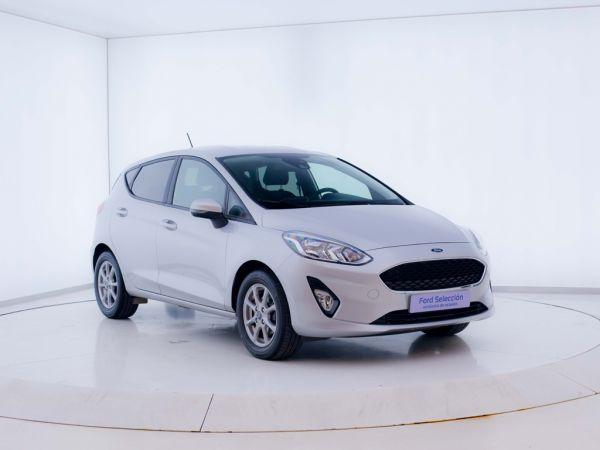Ford Fiesta segunda mano Zaragoza