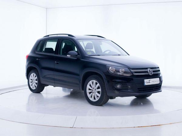 Volkswagen Tiguan segunda mano Zaragoza
