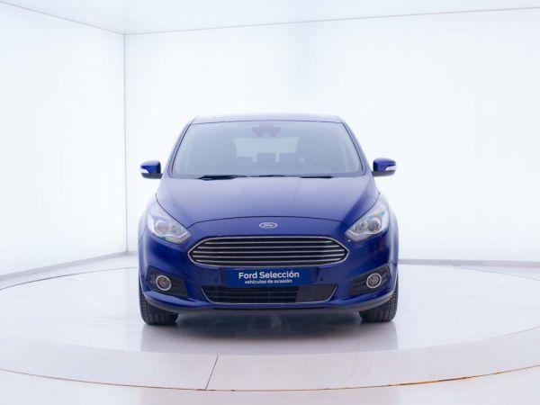 Ford S-Max segunda mano Zaragoza