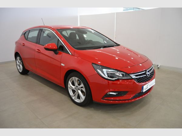 Opel Astra segunda mano Huesca