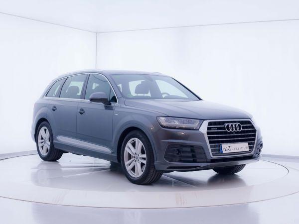 Audi Q7 segunda mano Zaragoza