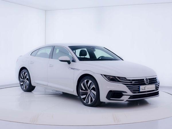 Volkswagen Arteon segunda mano Zaragoza