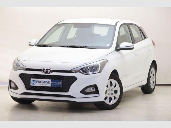 Hyundai i20 segunda mano Huesca