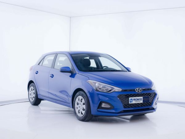 Hyundai i20 segunda mano Zaragoza