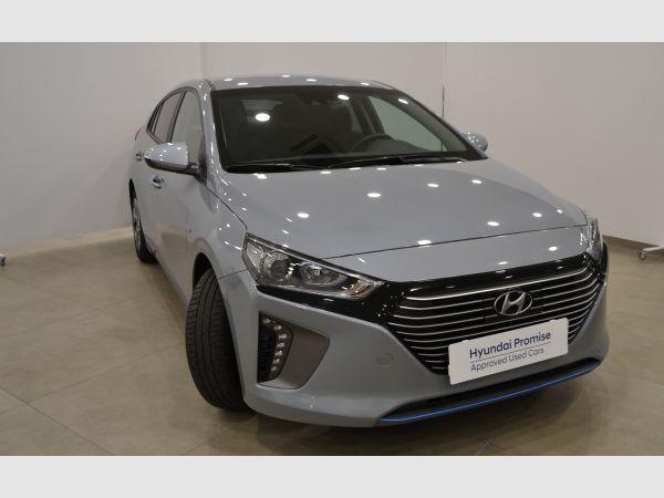 Hyundai IONIQ segunda mano Huesca