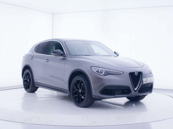 Alfa Romeo Stelvio segunda mano Zaragoza