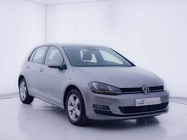 Volkswagen Golf segunda mano Zaragoza