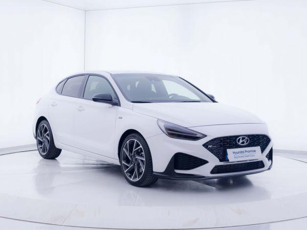 Hyundai i30 segunda mano Huesca