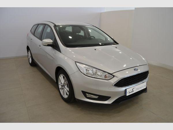 Ford Focus segunda mano Huesca