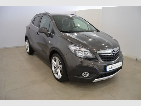 Opel Mokka segunda mano Huesca
